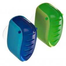 Juego de 2 protectores para cepillos de dientes Evriholder