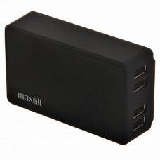Cargador USB con 4 puertos CHARGING HUB Maxell