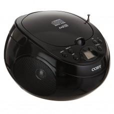 Radio grabadora AM / FM / CD MPCD170BLK Coby