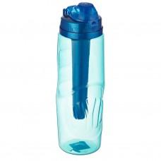 Botella tomatodo de plástico con filtro de hielo Poli-Sport Surtido 0.850 L