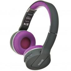 Audífonos diadema con micrófono Bluetooth MXH-BT800 Maxell