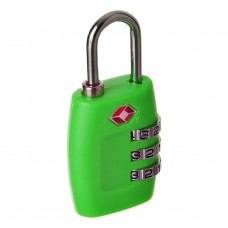 Candado de clave TSA Sttelli