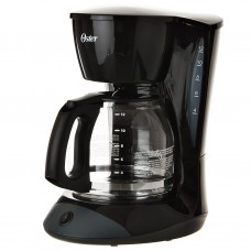 Cafetera con filtro permanente 12 tazas BVSTDCDW12 Oster