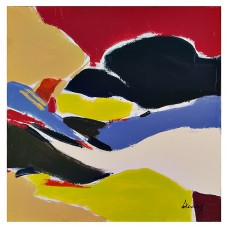 Cuadro Abstracto 60 x 60 cm