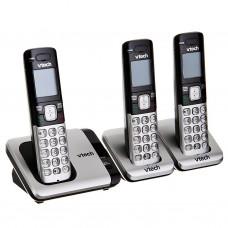 Teléfono inalámbrico con 2 extensiones, identificador de llamadas DECT 6 .0 CS6719-3 Vtech