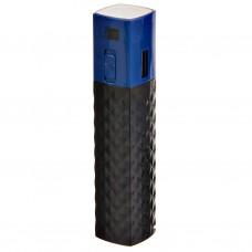 Banco de energía con linterna y cable Micro USB 2600mAh Case Logic
