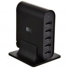 Cargador con 5 puertos USB Case Logic