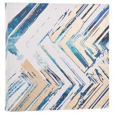 Cuadro Abstracto Blanco / Azul