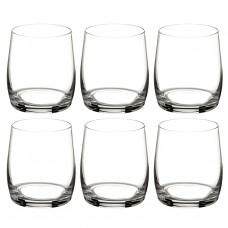 Juego de 6 vasos para whisky Professional Krosno Glass