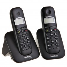 Teléfono inalámbrico con 1 extensión DECT 6.0 TS 3112 Intelbras