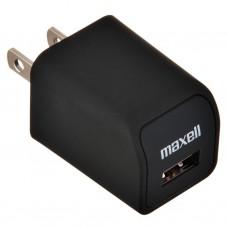 Cargador para pared 1 puerto USB Maxell