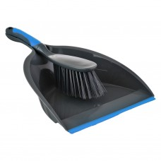 Recogedor con cepillo