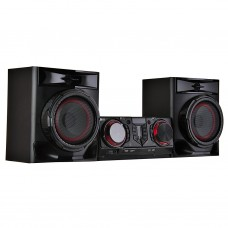 Mini componente Bluetooth, Wireless y Karaoke 480W CJ44 LG