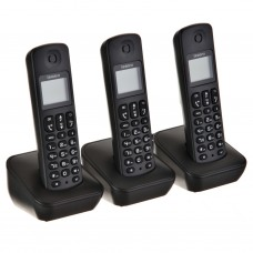 Teléfono inalámbrico Tecnología DECT 6.0 3 auriculares Uniden