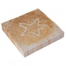Juego de 20 servilletas lunch Estrella