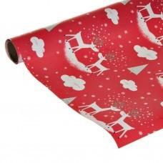 Papel regalo Navidad Deers in Love