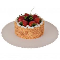 Juego de 10 platos base para pastel