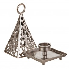 Porta votiva Pirámide Silver Haus