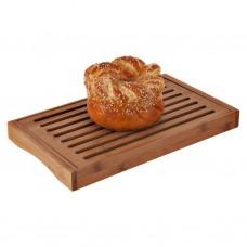 Tabla para pan con bandeja Natural Bamboo Novo