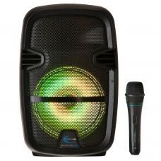 "Parlante para fiesta Bluetooth 15000W 8"" PB850LED Techical Pro"