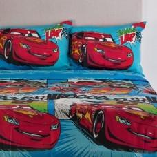 Juego de sábanas Cars Comics Disney