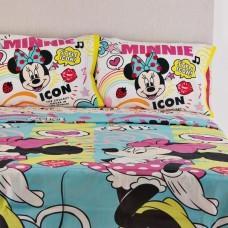 Juego de sábanas Minnie Doodle Disney