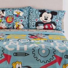 Juego de sábanas Mickey Hey Pal Disney