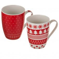Jarro de porcelana Navidad Diseño Surtido