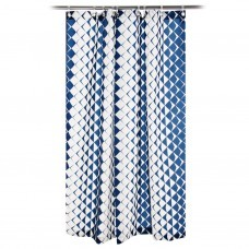 Cortina de baño Blue Haus