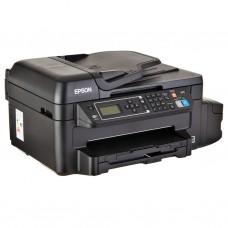 Impresora multifunción de tinta continua, Wi-Fi, Ethernet L655 Espon