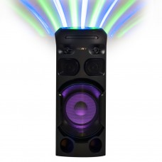 Parlante para fiesta con panel / iluminado DVD + HDMI / NFC / Bluetooth / USB MHC-V41D Sony