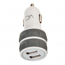 Cargador para auto 2 USB 2.4A DT0001