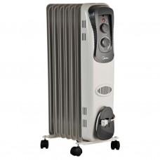 Calefactor de aceite 3 niveles de temperatura 1500W NY1507-17LA Midea