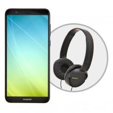 "Teléfono celular P Smart CH4038 Octa Core 3GB / 32GB 3MP+2MP / 8MP 5.6"" Huawei"