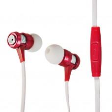 Audífonos con micrófono / cable plano Case Logic