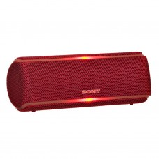 Sony Parlante portátil Bluetooth color Rojo / NFC resistente al agua IP67 SRS-XB21