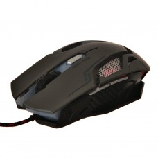 Mouse gaming USB 6D Gris Omega