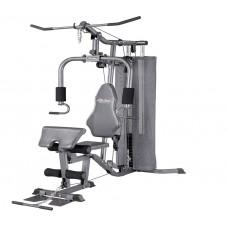 Gimnasio con pesas multifuncional 45 kg / 3 niveles de asiento / 5 niveles para brazo 63142 Life Gear