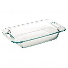 Molde refractario Clear Easy Grab Pyrex