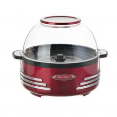 Máquina para popcorn Retro Rojo 1000W Nostalgia