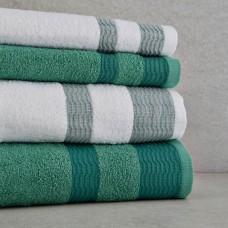 Juego de 4 toallas de manos y baño Cannon