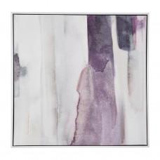 Cuadro con marco Franjas Abstracto
