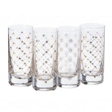 Juego de 4 vasos shot Novo
