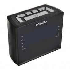 Radio Reloj FM con despertador DI-2628 Daewoo