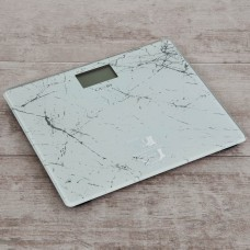 Balanza digital para baño con 4 sensores y Autoencendido 400 lbs Marmoleado Camry