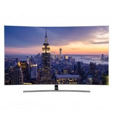 Samsung TV QLED digital ISDB-T UHD Smart Curvo 4K Q8C