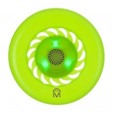 Parlante portátil Bluetooth Frisbee Mental Beats