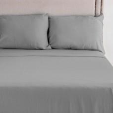 Juego de sábanas 100% algodón Sólido Haus