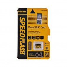 Tarjeta de memoria Micro SDHC Class 10 Remax