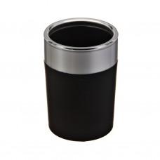 Vaso Negro / Silver